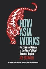 Book cover - how asia works